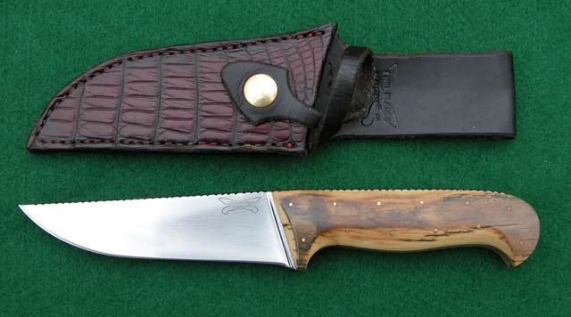 Gallery Of Custom Handmade Knives By Twin Blades